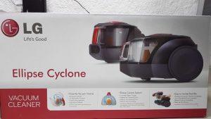 Aspiradoras Lg Ellipse Cyclone
